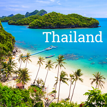 Travel Guide: Thailand