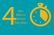4 Easy Ways to Improve Page Speed