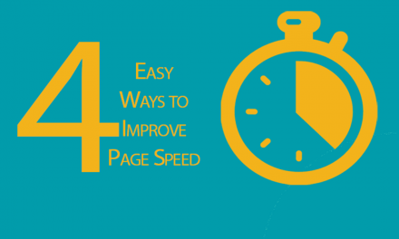 How your Page Speed affects your SEO and 4 easy ways to improve it