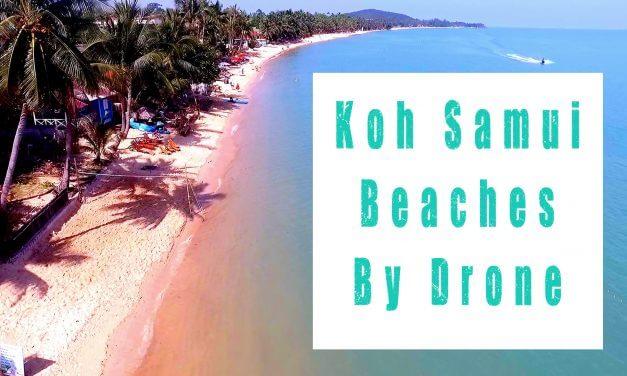 Most Popular 8 Beaches of Koh Samui