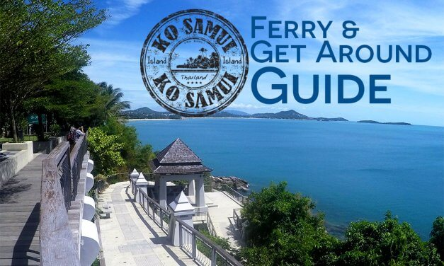 Transportation Guide: How to Get a Ferry, Flight to or Get Around Koh Samui