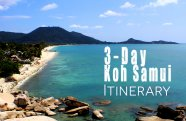 3 Day Koh Samui Itinerary