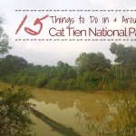 15 Things to do in & around Cat Tien National Park