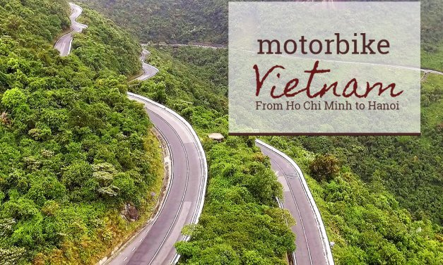 Vietnam Motorbike Routes – Motorbiking from Ho Chi Minh To Hanoi